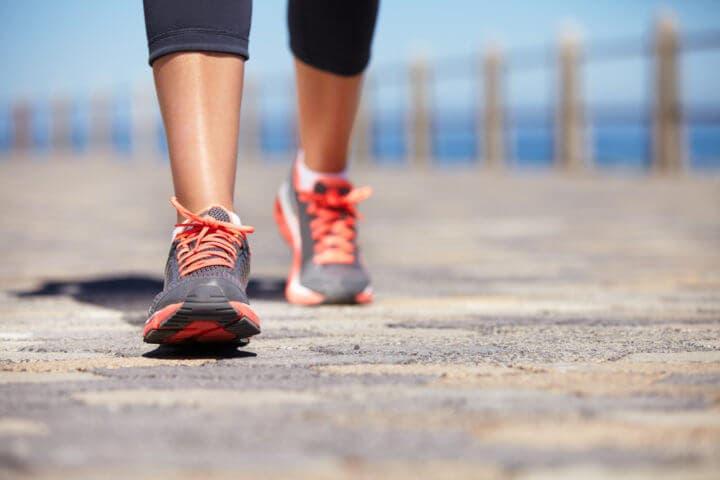 Cuántos pasos dar para quemar más calorías