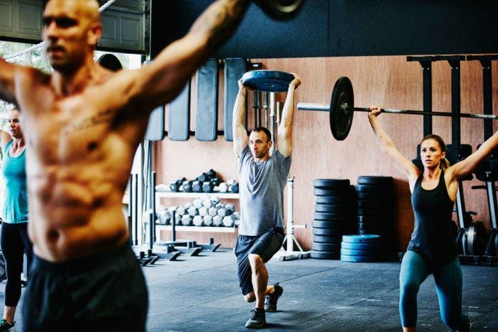 Ejercicios de CrossFit adaptados para todos