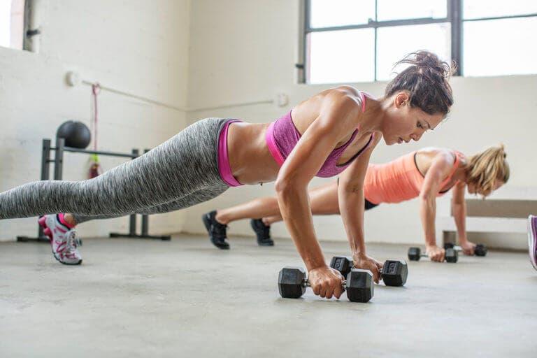 El secreto para entrenar bien con el método HIIT