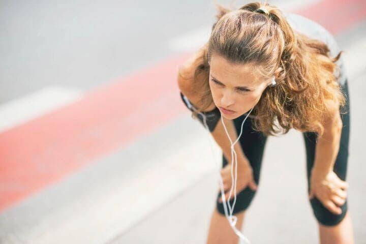 El aumento de grasa corporal implica perder aptitudes atléticas