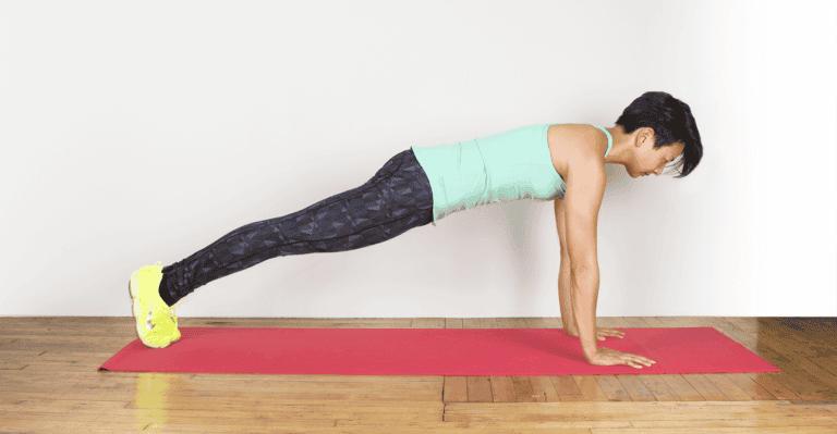 Cómo endurecer el abdomen con el trabajo con planks
