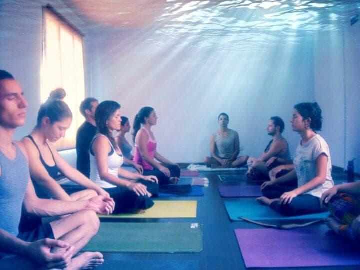 Controlar nuestra respiración ayuda al entrenamiento de fuerza