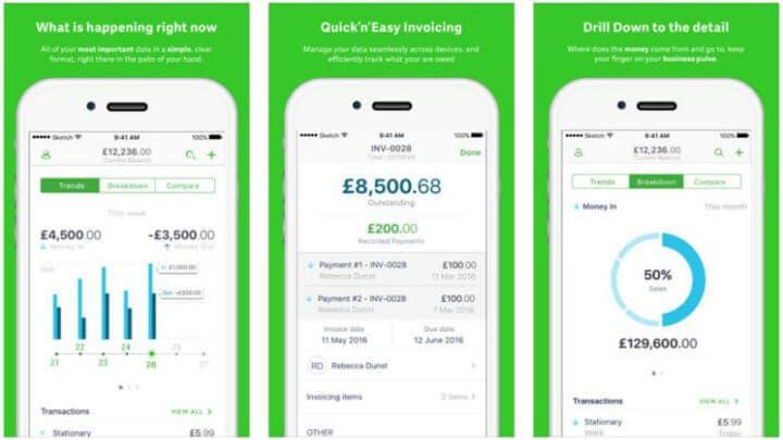 App para registrar los gastos de tu negocio