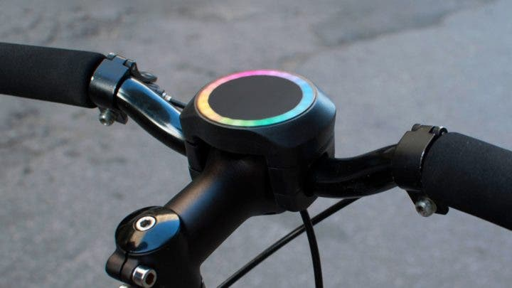 SmartHalo es el mejor sistema de seguridad para tu bicicleta