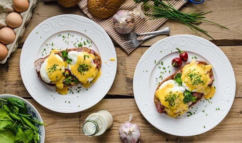 5 Desayunos Con Huevo Para Preparar En Menos De 10 Minutos