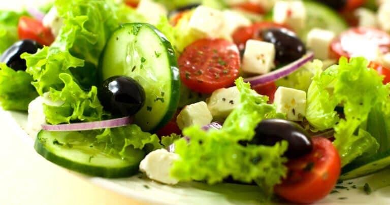 Acompañamientos vegetarianos para celebraciones