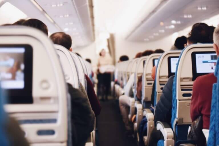 Alimentos ideales para viajar en avión