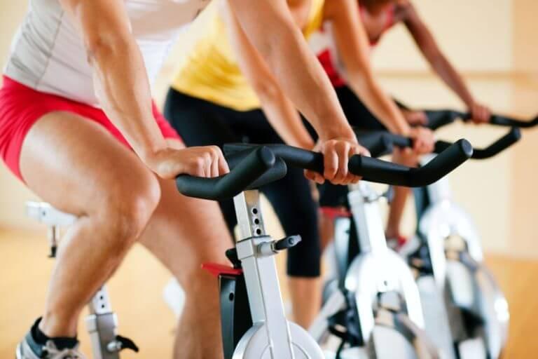 Consejos para practicar spinning cómodamente