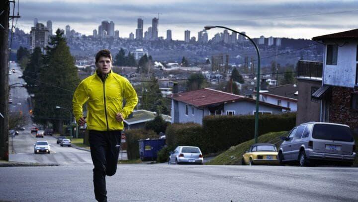 Aprovechar el invierno como corredor mejorando la postura