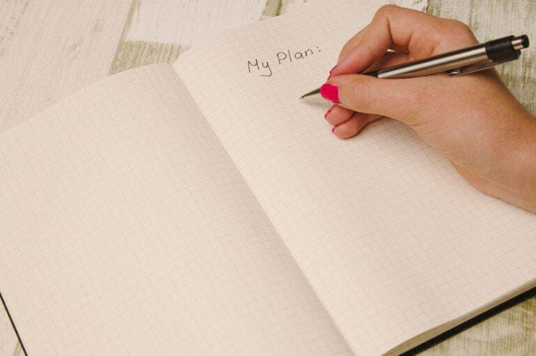 El proceso que debes utilizar el fin de semana para reenfocar tus objetivos