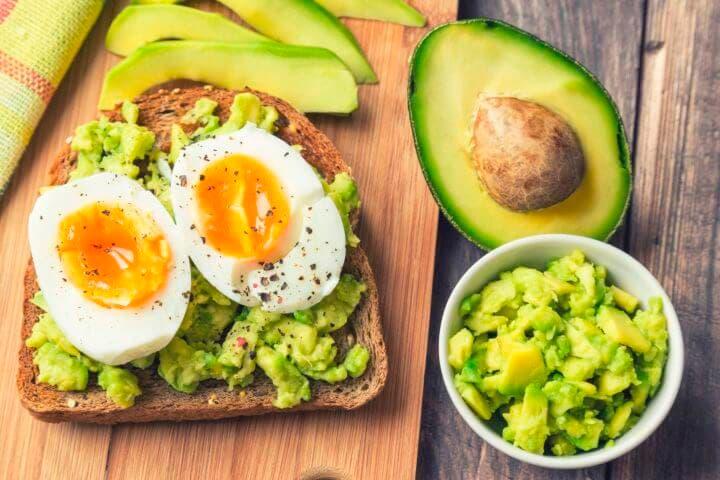 Los mejores desayunos bajos en carbohidratos