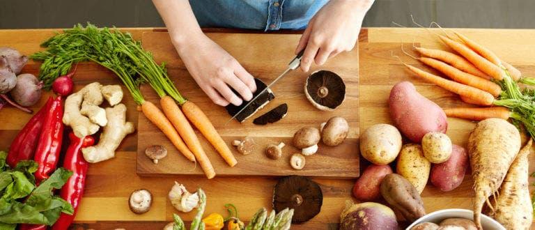 preparar comidas sencillas para toda la semana