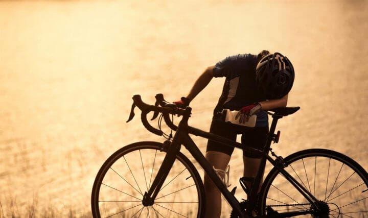 maneras de superar los bloqueos mentales en ciclismo