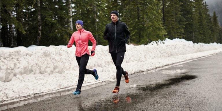 Hacer ejercicio en invierno cuando no puedes salir a correr