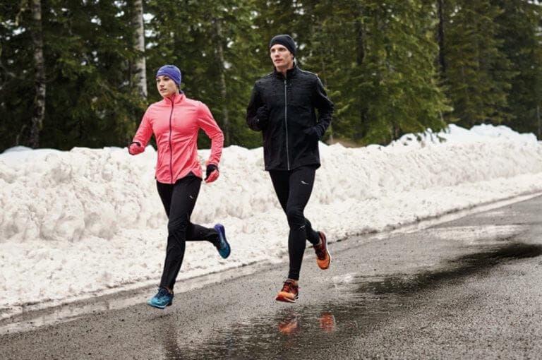 Qué hacer en invierno si eres runner y no puedes salir a correr