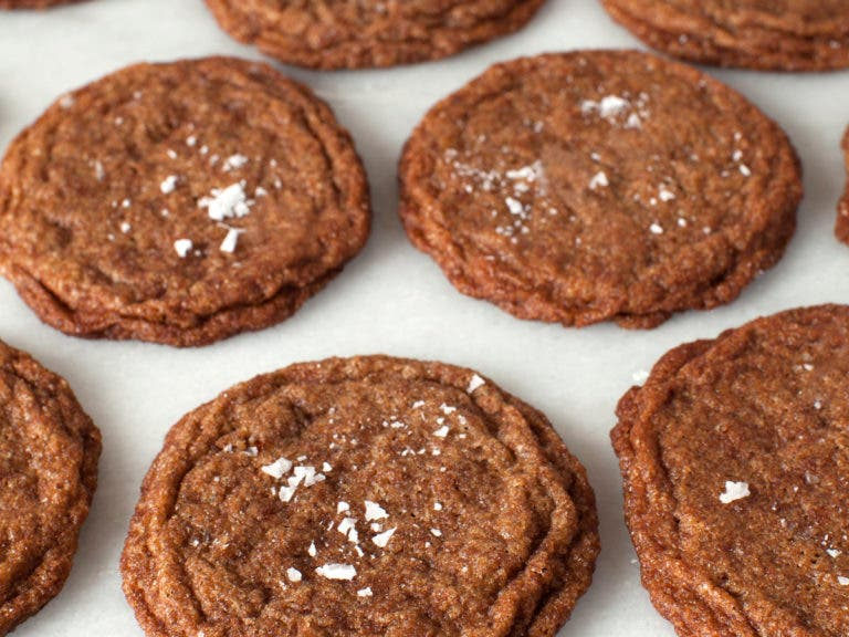 Recetas de galletas dulces con bajo impacto calórico