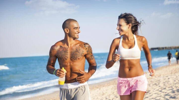 Los hábitos que las personas que están en forma tienen