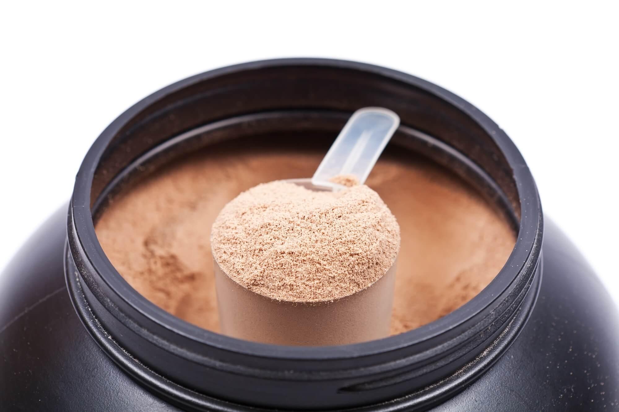 Las 5 mejores proteínas en polvo para perder peso