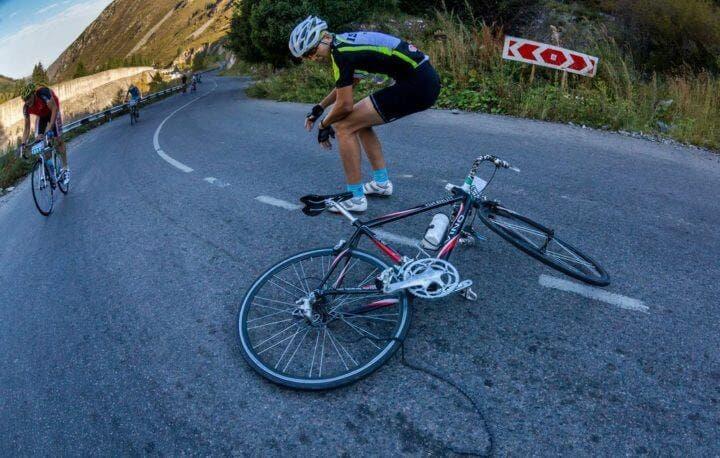 Los ciclistas tienen riesgo de padecer una trombosis venosa profunda