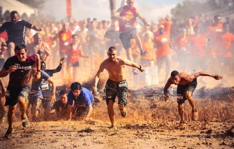 Qué debo hacer para correr la Spartan Race