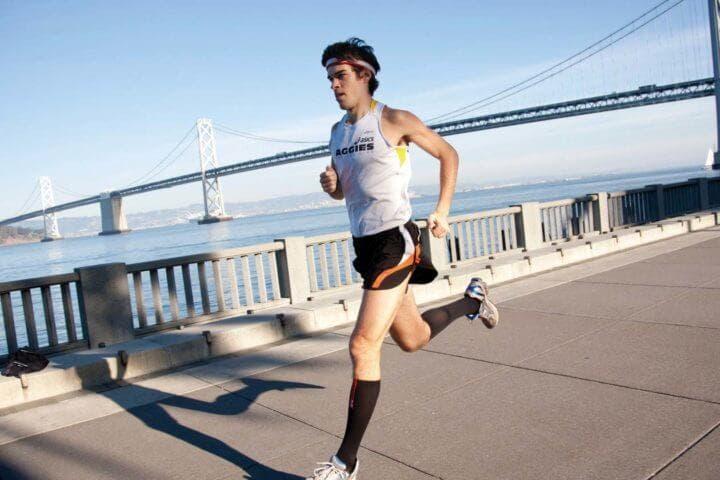 Días de entrenamiento a ritmo lento en running