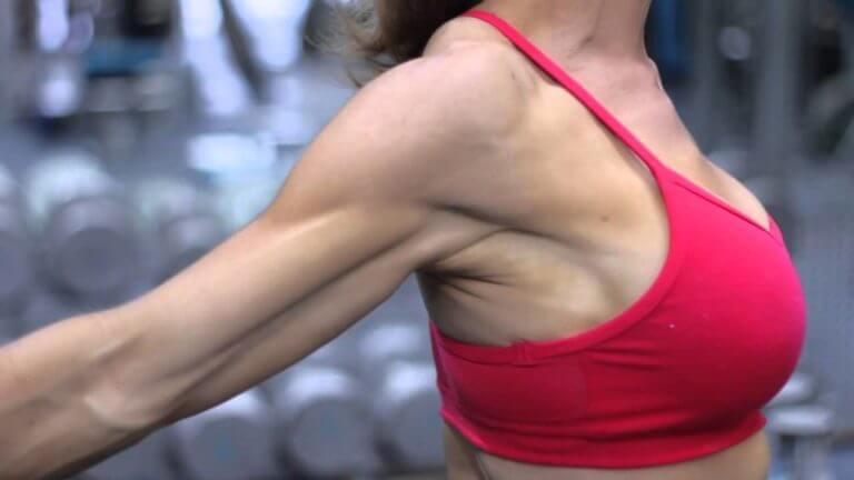 5 estiramientos de bíceps