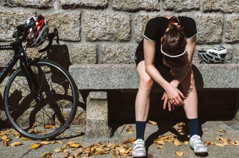 5 maneras de superar tus bloqueos mentales en tus rutinas de ciclismo