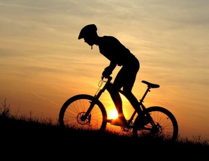 Rutina para ciclistas para tener glúteos en forma