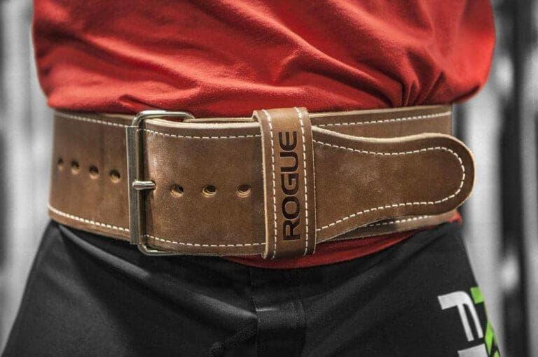 ¿los cinturones de levantamiento de pesas aumentan el rendimiento?
