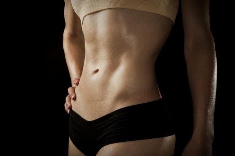 Formas de tener un abdomen plano sin encogimientos