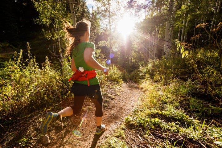 Claves para competir en trail running