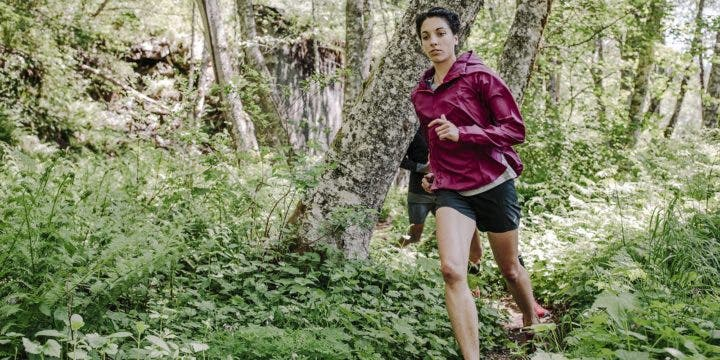 Mejores ejercicios si se practica trail running