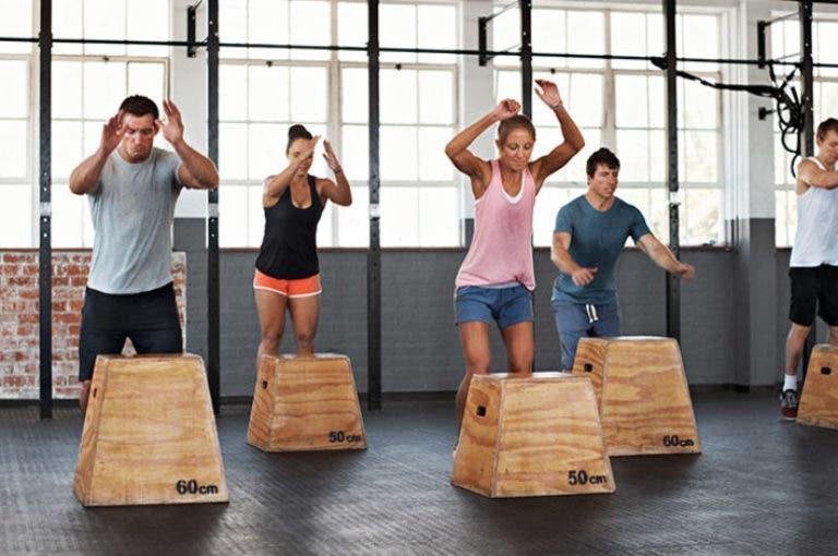 Los mejores ejercicios pliométricos para aumentar tu velocidad