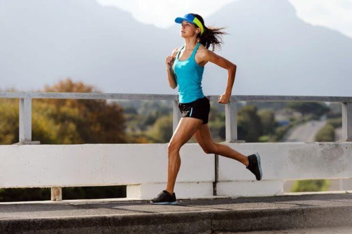 Cómo entrenar a pocos días de una maratón