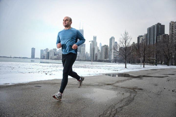 Días de descanso activo en entrenamiento para carreras de running
