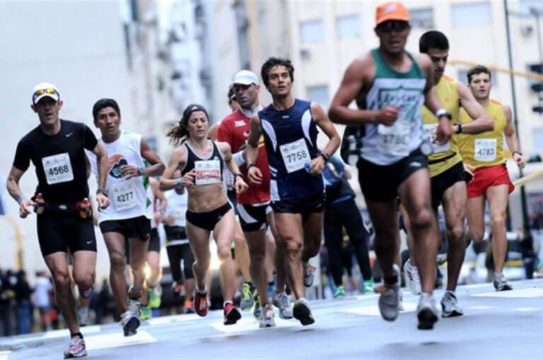 Cómo entrenar en las semanas previas de una maratón