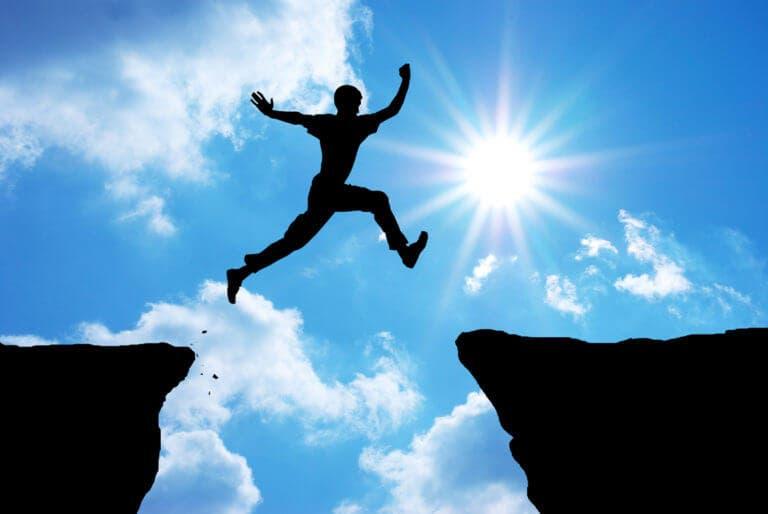 superar el miedo y pasar a la acción