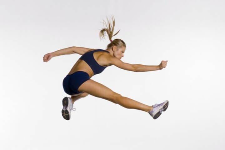 Ejercicios de pliometría para ganar más velocidad