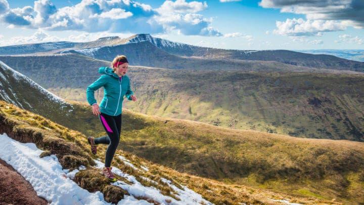 Secretos para completar una carrera de trail