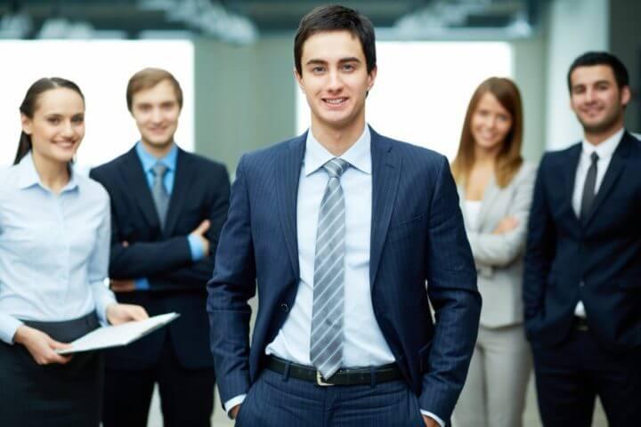 Rodearte de personas exitosas para tener éxito tú
