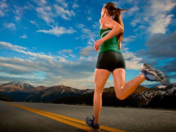 Usar ropa cómoda para correr