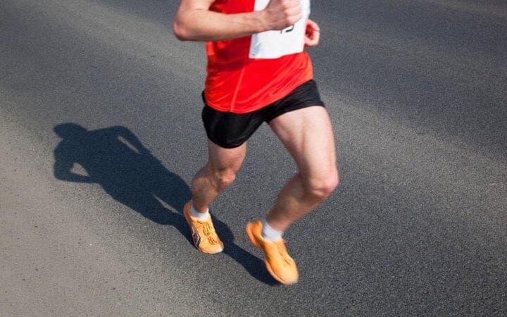 Reducir la carga de entrenamiento antes de una maratón