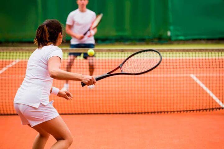 4 ejercicios de velocidad para tenistas