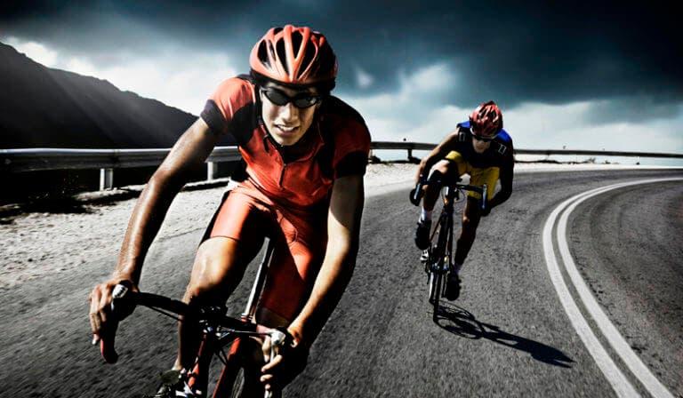 Entrenamientos cortos de ciclismo