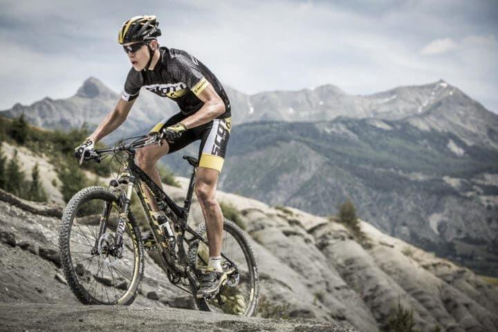 Efectos de más resistencia aeróbica en ciclismo