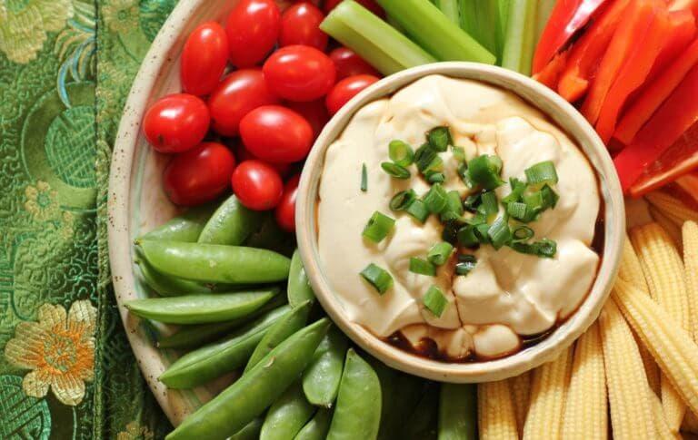 Maneras de comer más verduras
