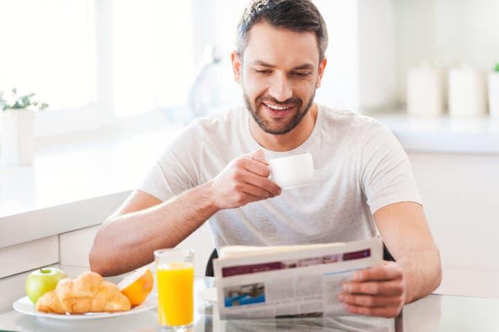 Qué desayunar para ser una persona con éxito