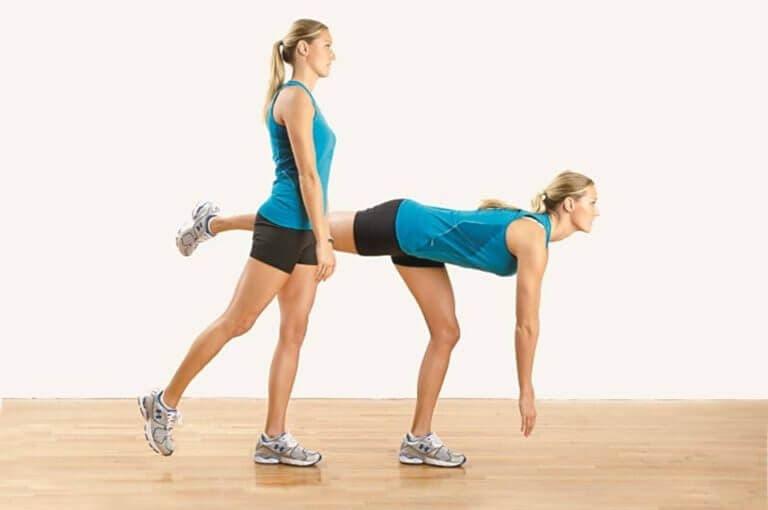 3 ejercicios de pierna unilaterales para entrenar tu equilibrio en ciclismo