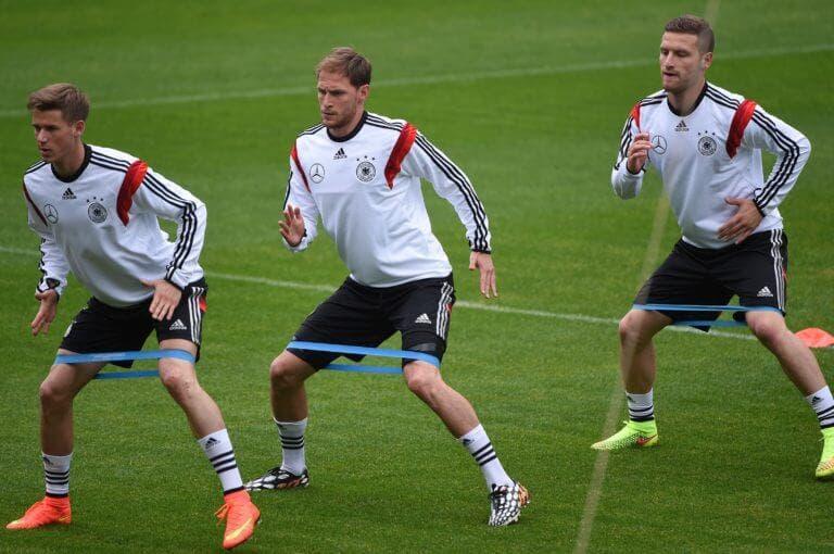 Programación de entrenamiento de fuerza para futbolistas