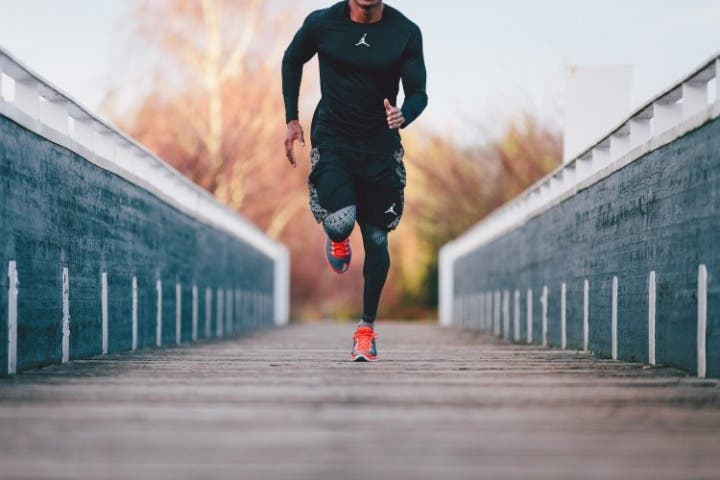 Ejercicios de banda iliotibial para runners